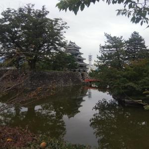 長野県へ!!(松本城編)