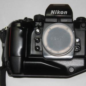 フィルムカメラ Nikon F4s
