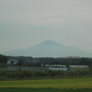 9/1 AM 筑波山