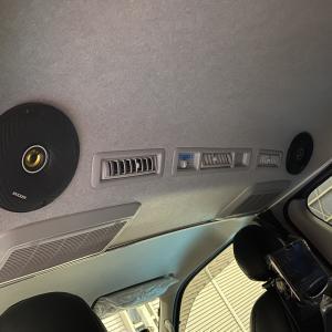 200系トヨタハイエ-ス感動の200系トヨタハイエ-スサウンドパッケ-ジ 感想頂きました。