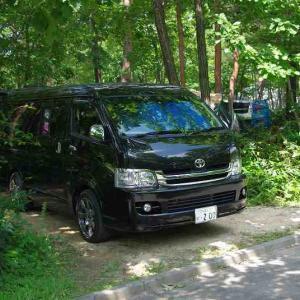 200系トヨタハイエ-ス 山本自動車デモカ- ご紹介その2   茨城より