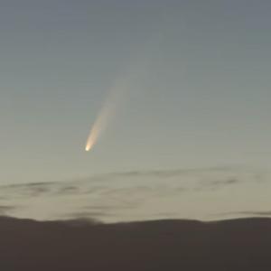 今を逃したら6800年見れない!ネオワイズ彗星