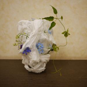 マミフラワー研究科「植物と紙Ⅳ」
