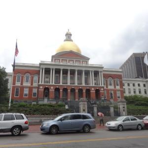 ボストン散策とリーガルシーフード