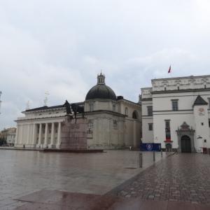 ユネスコ世界遺産 ヴィリニュス歴史地区 ~大聖堂