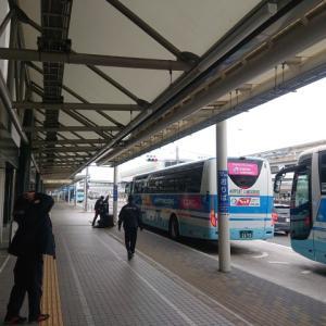 成田国際空港へ