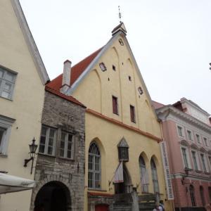 ユネスコ世界遺産 タリン歴史地区 聖オレフ教会