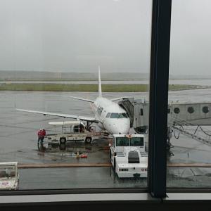 女満別空港へ