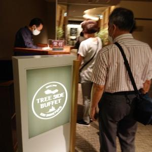 Kiki知床ナチュラルリゾートホテル ディナービュッフェ