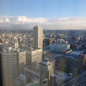 """JRタワーホテル日航札幌""の朝食ビュッフェ"