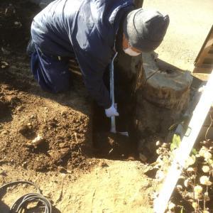 千葉 我孫子 追加 ブロック塀工事