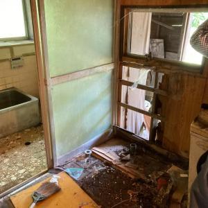 茨城県 取手市 古民家 浴室リフォーム 完了
