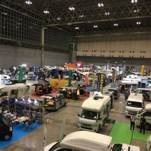 東京キャンピングカーショー2020初日オープンしました!