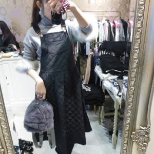 Lovely・NEWジャンバースカート