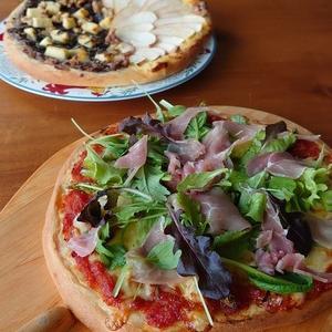 ピザ作りお試しワークショップ