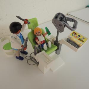 レゴの歯医者さん♪