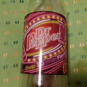 二へドンの大好きな「 Dr Pepper 」!