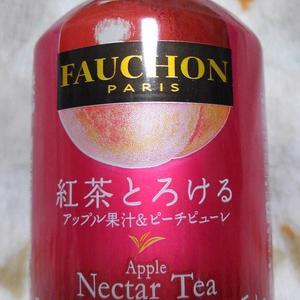 「 紅茶とろける フォションアップルネクターティー 」。