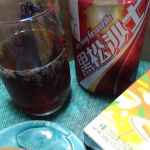 これ、飲めたら偉い!台湾の「 黒松沙士 」。