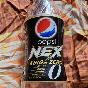 pepsi  NEX   ~  KING  of  ZERO