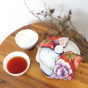 秋の日のはちみつと和紅茶