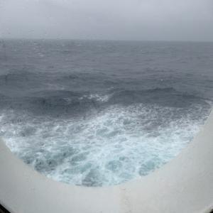 コスタクルーズ3日目、一日船で過ごす日は。。。