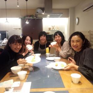 菅野のなさんの大人気オーガニック料理教室 武蔵小杉「ワクワクワーク」