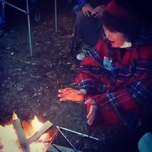 楽しかった夢のキャンプ~♪