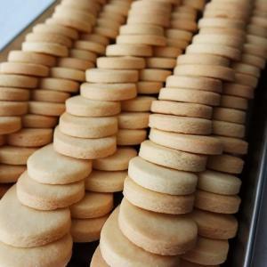 クッキー焼き上がりました!