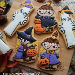 Happy Halloween*リトルミー