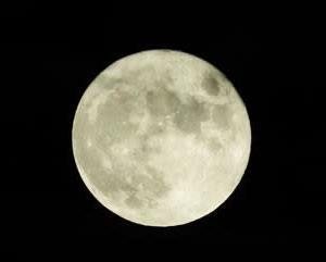 満月の十五夜