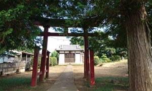 間宮氷川神社