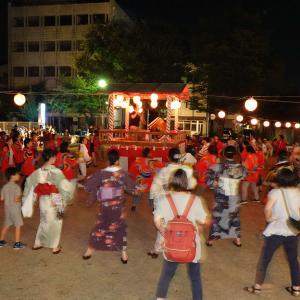 盆踊り大会・一之木/納涼祭。