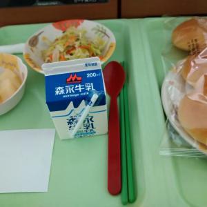 入院4日目の食事記録