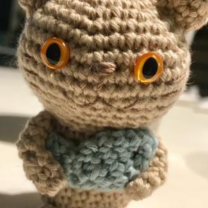 編みぐるみ 猫