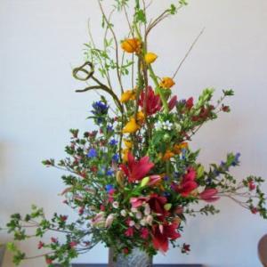 今時のツツジ・クリニックさんの花