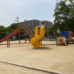 【公園で遊ぼうday】来週は晴れますように♪