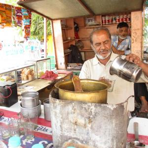 チャイはグラスで飲むが良い インド買い付け その16