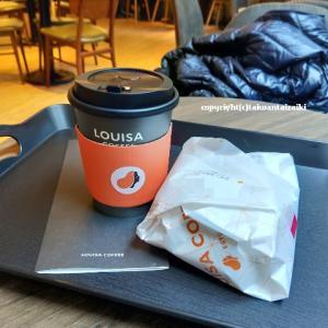 高雄の人気店Louisa Coffeeでお得な朝ごはん!