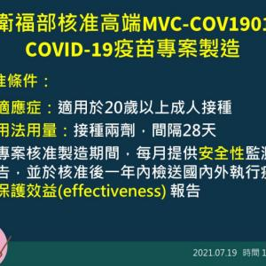 台湾自主開発ワクチン高端疫苗が承認!新型コロナウイルスcovid19