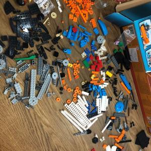 レゴ日 子供の集中力