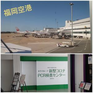 空港でのPCR検査