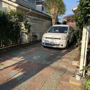 駐車スペース増設