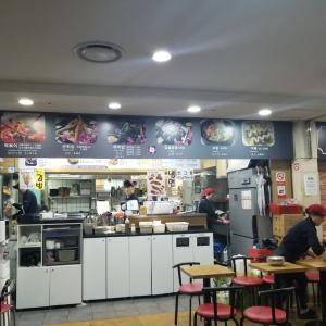 高速ターミナル☆Go to mallショッピングで小腹が減っておでんをいただきます♪