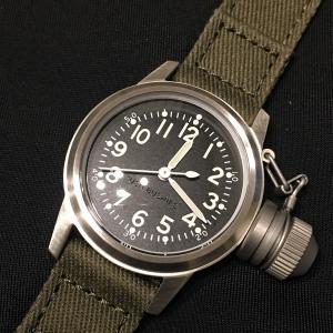 UDT隊員が愛用したBuships Watch