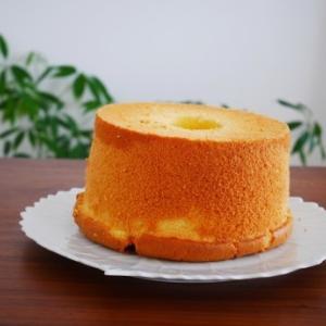 シフォンケーキ♪