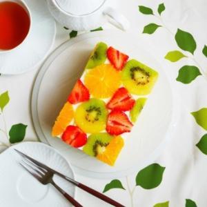 フルーツショートケーキ♪