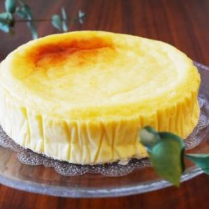 しっとりチーズケーキ♪