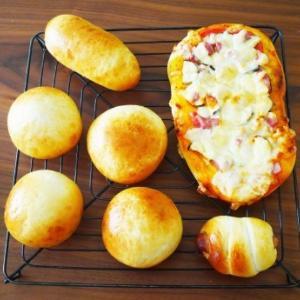 ピザパン!かつパン!