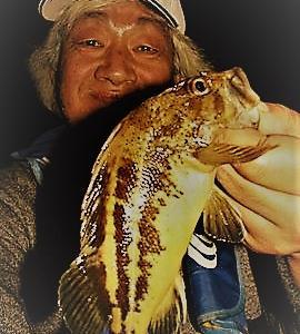 稚内・根魚釣り!